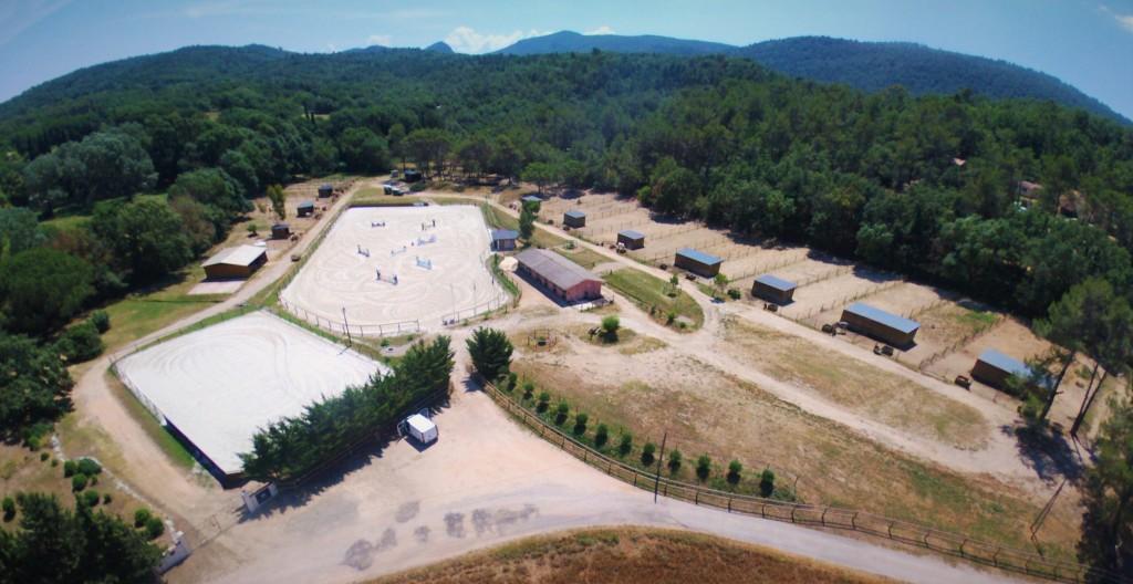 Pension cheval Brignoles Camps Source